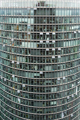 BahnTower (Werner Schnell Images (2.stream)) Tags: berlin tower platz potsdamer turm bro hochhaus ws bahntower brohaus