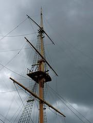 Masthead 172/366 (Hornbeam Arts) Tags: tees endeavour