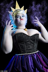 Abruga Sevruga (Ring of Fire Hot Sauce 1) Tags: cosplay ursula littlemermaid wondercon seawitch crystalroseschaefer