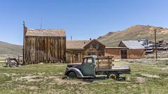 pickup truck (Endangered71) Tags: bodie pickup ghosttown california