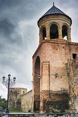 Jvari Monastery 3 ... (Bijanfotografy) Tags: georgia sigma monastery mountainside foveon jvarimonastery easterngeorgia sigmadp2merrill sigmadp2m