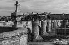 Puente de Toledo (letrucas) Tags: madrid puente arquitectura carabanchel cieloynubes arganzuela puentedetoledo