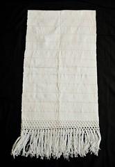 Zapotec Rebozo Guiloxi Oaxaca Mexico (Teyacapan) Tags: clothing mexican textiles oaxacan zapotec indumentaria rebozo guiloxi