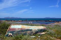 ... (danars) Tags: barca mare sicilia marsala santeodoro isole