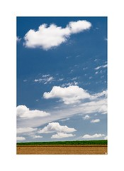Campagne (Isabelle) Tags: nuage ciel gers midipyrnes france