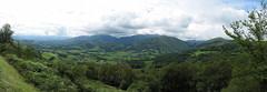 Aux portes des pyrnes (maxguitare1) Tags: panorama mountain montagne landscape paisaje montaa paysage montagna paesaggio