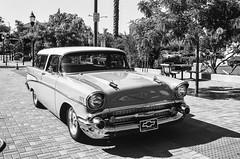 IR Chevy Test #1 (LXG_Photos) Tags: auto chevrolet film monochrome car chevy eos3 escondido retro80s cruisingrand