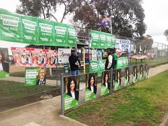 Polling day in Fawkner #Wills2016 #Ausvotes (John Englart (Takver)) Tags: election australia melbourne wills fawkner ausvotes ausvotes2016 wills2016
