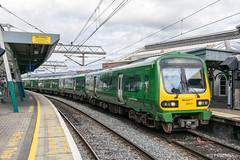 01 29117 Iarnrod Eireann Irish Rail Dublin Connolly 27.06.16 (Paul David Smith (Widnes Road)) Tags: caf 29117 29400 29100 dublinconnolly iarnródéireann