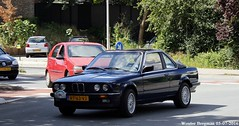 BMW E30 316 Baur TC automatic 1987 (XBXG) Tags: rt63vj bmw e30 316 baur tc automatic 1987 bmwe30 cabriolet cabrio convertible roadster overveen nederland holland netherlands paysbas vintage old classic german car auto automobile voiture ancienne allemande duits deutsch deutschland germany allemagne worldcars