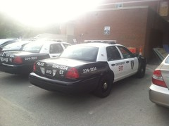 Berea Police Department - Ford Crown Victoria Police Interceptor (Sergiyj) Tags: ohio ford sedan police victoria crown emergency interceptor berea 2013