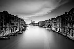 The Grand Canal in Venice, Italy........... (Ozlem Acaroglu(www.ozlemacaroglu.com)) Tags: neutraldensityfilter nd1000x nd110 nd ntryounlukfiltresi turquie waterscape whiteandblack ef1635mmf28liiusm reflection italy italya landscape longexposure lungaesposizione leefilter lee09ndgradsoft leebigstopper lee09ndgradhard lee09ndsoftgrad bulb bigstopper bwnd10stop blackandwhite grandcanal venezia venice venedik