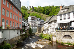 2298 (Bethie Inthesky) Tags: city river germany resort oldtown monschau halftimberedhouse