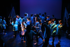 Stages of Half Moon - Equinox Youth Theatre, Hopscotch Hypnosis, 1 July 2016 (1) (Half Moon Theatre) Tags: moon youth theatre stages half equinox halfmoon halfmoontheatre