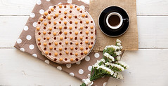 Ficoeuva per Coffee&News - Caff Vergnano -- Cheesecake al caff (@ficoeuva) Tags: coffee cake cheese caff dolci amaretti cacao vergnano coffeeandnews vergnanosisceglie