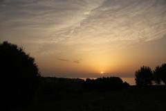 La poesia della sera! (Anfora di Cristallo) Tags: tramonto sera sole cielo nuvola
