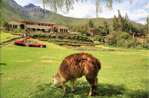 A Hacienda on Rio Urubamba