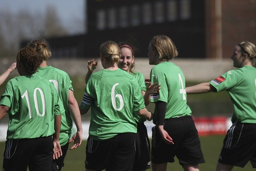 Lewes Ladies v West Ham 5 5 2013 6494
