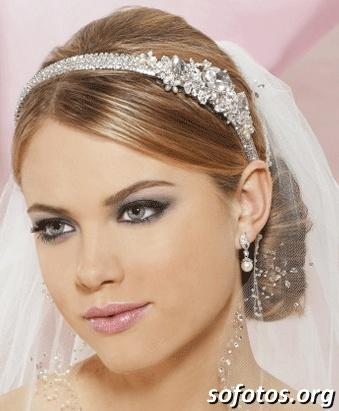 Penteados para noiva 199
