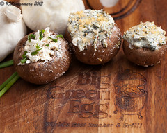 Stuffed Mushrooms (kmontgomery1977) Tags: green mushrooms stuffed gib egg