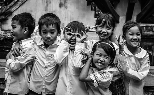 Happiness in Hanoi