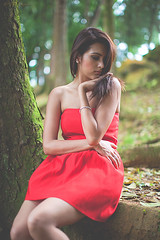 Forest Beauty (Mel Mijares) Tags: emily model mel international mayhem sotto supermodels mijares melmijares nikitasachdev
