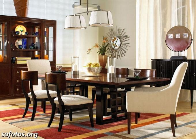 Salas de jantar decoradas (129)