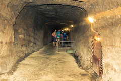 Japanese Tunnel in Davao City (Jeff Pioquinto, SJ) Tags: world city japanese war philippines tunnel ii historical davao
