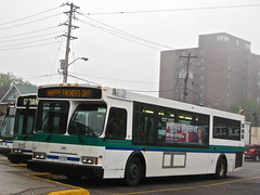 Sault Ste. Marie Transit 132 (YT | transport photography) Tags: bus 7 transit orion vii saultstemarie
