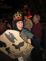 victorious in falconry (sandwichgirl) Tags: antarctica medievaltimes mcmurdo 2013