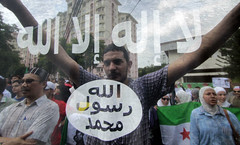 """Days Of Rage For Syrian"" (Hafiz Othman) Tags: politics rally protest embassy demonstration kualalumpur syrian mys"