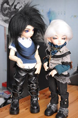 Snowy's girlfriend (Mista-Oro) Tags: high vampire dreaming elf tiny fairyland ltf dollzone chiwoo