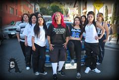 Mi Vida Loca (Madeline Alvizo Photography/Barrio Culture/Chola P) Tags: park mi echo culture mexican vida madeline barrio pinup loca ramirez chola sureno surena alvizo
