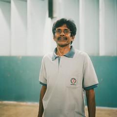 Kodithuwakku (richardhwc) Tags: portrait 120 6x6 film rolleiflex mediumformat kodak srilanka ceylon ymca kandy 35e planar carlzeiss portra400 75mmf35 coatingdegraded