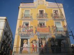 Tarragona (pakovalera) Tags: españa roma nova puerto spain monumento playa romano rey vista museo turismo barrio tarragona rambla aerea tarraco circoromano castillorey