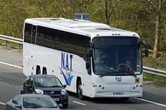 New Adventure, Cardiff - H4 KFJ (SF07 YTR, LSK 873) (peco59) Tags: volvo panther psv pcv plaxton b12b parkshamilton parkhamilton parkscoaches b12bt newadventuretravel lsk873 sf07ytr natgroup h4kfj natcardiff natcoaches