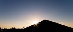 La Montagne Noire (Michel Waltrowski) Tags: montagne contrejour terril schiste loosengohelle