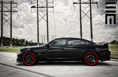 Exclusive Motoring Dodge Charger SRT8 (Exclusive Motoring) Tags: photography miami exotic neice worldwide dodge raymond custom luxury exclusive charger motoring srt8