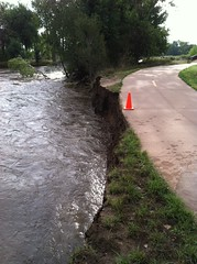 Image691 (City of Fort Collins, CO) Tags: cars water rain community flooding colorado fort destruction lakes bridges rivers roads storms collins floods devastation overflow displaced 2013
