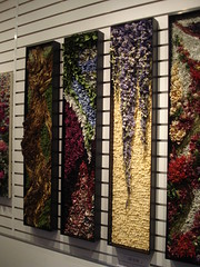 Tokyo - flower art