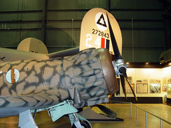 "Macchi C.200 Saetta (3) • <a style=""font-size:0.8em;"" href=""http://www.flickr.com/photos/81723459@N04/9869307816/"" target=""_blank"">View on Flickr</a>"