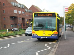 Beeline (rick421) Tags: buzz idea october taken first route fleet 19th camberley beeline nicked citaro mercades 2013 x94 lt52 wxa