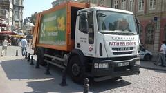 2011 IVECO Eurocargo 180E25 Euro 5 (BVarolFotografia) Tags: garbage istanbul iveco fatih euro5 eurocargo p kamyon 180e25