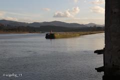 Puerto de San Esteban (angelbg) Tags: ro puerto mar asturias sanesteban murosdelnaln cantbrico sanestebandepravia naln ronaln