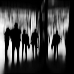 "(Fade Out)...."" like lost and wandering souls "" (fifich@t - off -:() Tags: paris france square symbol silhouettes blurred ghosts grayscale conceptual dreamlike champselysées parallelworld spleen symbolic lostsouls tempusfugit hopeless fadeout fatalistic outoftheordinary manipulatedpicture mydarkside parisinblackandwhite formatcarré lifeisfragile tormentedsoul nikond300 absoluteblackandwhite nikkor1685vr radioheadstreetspirit beforeweallgounder blackisthecolour screamastheyfightforlife featuredfrontpagewinners silverefexpro2 everymomentisprecious conceptualpicture fifichat1 fragilityofbeing ©frs crushingsenseoffutility tributetobaudelaire likelostandwanderingsouls ainsiquedesespritserrantsetsanspatrie lavieestfragile thelimitedtimewehaveisconsumedbysomethingsthatmayhavelittleimportanceorurgency greaturgency fificht ©frs"