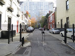 nyc newyork gate greenwichvillage