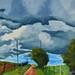 CLOUDY SKIES II -- Celimpilo Dlamini -- SZL 1,700