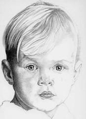 Portret (mark.algra) Tags: portret papier potlood getekend