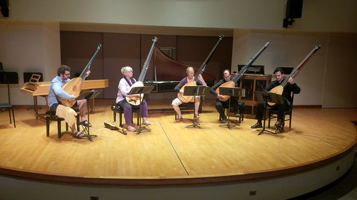 Lutes at Chamber Concert