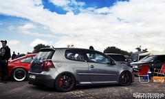 VW Days 2013 (EgzonBerisha) Tags: white vw golf volkswagen wheels porsche gti rims bbs maserati slammed stance mk4 mk5 4motion mk6 vwdays stanced